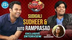 Jabardasth Sudigali Sudheer & Ram Prasad Exclusive Interview Talking Movies With iDream 271