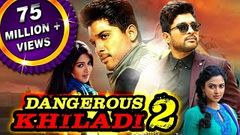 Dangerous Khiladi 2 (Iddarammayilatho) Hindi Dubbed Full Movie | Allu Arjun Amala Paul Catherine