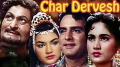 Char Dervesh Full Movie | Hindi Fantasy Movie | Feroz Khan | Superhit Bollywood Movie