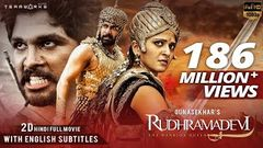 Rudhramadevi 2D Hindi Full HD Movie Anushka Shetty Allu Arjun Rana Gunasekhar