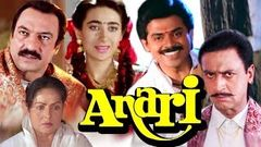 Anari Full Movie | Venkatesh Hindi Movie | Karisma Kapoor | Suresh Oberoi | Superhit Bollywood Movie