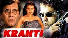Kranti (2002) Full Hindi Movie | Bobby Deol Vinod Khanna Ameesha Patel Rati Agnihotri
