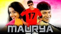 Maurya (2019) New Hindi Dubbed Full Movie | Puneeth Rajkumar Meera Jasmine Roja