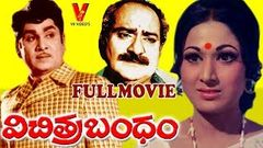 VICHITRA BANDHAM | TELUGU FULL MOVIE | AKKINENI NAGESWAR RAO | VANI SRI | V9 VIDEOS
