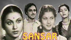 Sansar Full Movie | Old Classic Hindi Movie | Old Bollywood Movie
