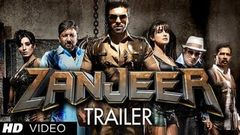 Zanjeer Trailer 2013 Hindi Movie | Ram Charan Priyanka Chopra Prakash Raj Sanjay Dutt