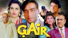 Jigar Full Movie | Ajay Devgn Hindi Action Movie | Karisma Kapoor | Bollywood Action Movie |HD Movie