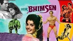 Veer Bhimsen ¦ Full Movie ¦ Dara Singh ¦ Mumtaz ¦ 1964 | Bollywood Hindi Devotional Movie |