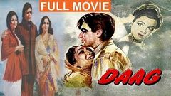 Daag-Hindi Full Movie | Dilip Kumar | Nimmi | Usha Kiran | Lalita Pawar | TVNXT Hindi