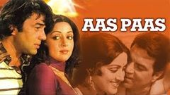 Aas Paas - Dharmendra - Hema Malini - Hindi Full Movie