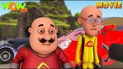 Motu Patlu Cartoons In Hindi | Animated movie | Motu Patlu 36 Ghantey Race Against Time | Wow Kidz