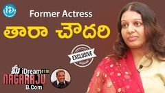 Former Actress Tara Chowdary Exclusive Interview Talking Politics With iDream 256