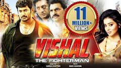 Vishal - The Fighter Man (2015) - Vishal Shriya Saran | Dubbed Hindi Movies 2015 Full Movie