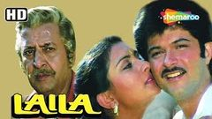 Laila {HD} Hindi Full Movie - Anil Kapoor Poonam Dhillon - Popular Hindi Movie