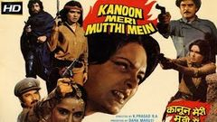 Kanoon Meri Mutthi Mein 1984 - Action Movie | Raj Babbar, Parveen Babi, Smita Patil