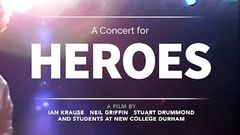 A Concert for Heroes - Full Film