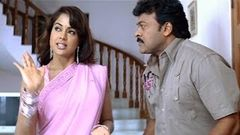 Jai Chiranjeeva Movie | Chiranjeevi Comedy Scenes | Back To Back