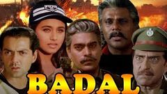Badal Full Movie | Bobby Deol | Ashutosh Rana | Rani Mukherji | Hindi Action Movie HD