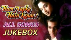 Hum Aapke Hain Koun Full Movie All Songs Jukebox | Salman Khan Songs | Evergreen Songs Collection