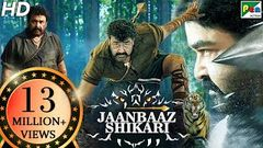 Jaanbaaz Shikari | New Action Hindi Dubbed Movie | Mohanlal, Jagapati Babu, Kamaline Mukherjee