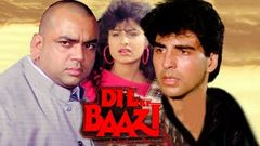 Akshay Kumar Action Hindi Movie | Full Hindi Movie | Ayesha Jhulka, Raakhee | Dil Ki Baazi Nv