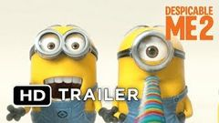 Despicable Me 2 - Official Teaser Trailer (2013) HD Movie