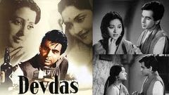 Devdas | Dilip Kumar Vyjayanthimala Suchitra Sen | Superhit Classic Bollywood Movie