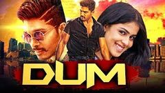 Dum (Happy) 2015 Full Hindi Dubbed Movie With Telugu Songs | Allu Arjun Genelia D& 039;Souza