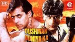Dushman Duniya Ka Hindi HD Movie | Salman Khan, Shah Rukh Khan, Jeetendra | Hindi Action Movie