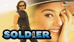 Soldier HD | Bobby Deol | Preity Zinta | Johnny Lever | Bollywood Hindi Full Movie