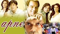 Apne (2007) Full Hindi Movie | Dharmendra Sunny Deol Shilpa Shetty Bobby Deol Katrina Kaif