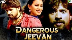 Dangerous Jeevan (Gaali) New Released Hindi Dubbed Movie 2019 | Jeevan Kalathodu,  Roopashri
