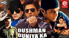 Dushman Duniya Ka Full Action Movie | Salman Khan Movies | Shah Rukh Khan Movies | Jeetendra HD