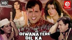 Deewana Tere Dil Ka Full Movie | Govinda Movies | Shakti Kapoor | Poonam Dhillon | Hindi Comedy Movie
