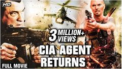 C I A Agent Returns Full Hindi Movie | Super Hit Hollywood Movie In Hindi | Luke Goss | Action Movie
