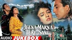 Jeena Marna Tere Sang Hindi Film Full Album Audio Jukebox | Sanjay Dutt, Raveena Tandon