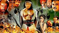 Aakhri Ghulam | Hindi Action Movie | Mithun Chakraborty, Moushumi Shakti Kapoor, Anupam Kher | PV