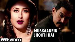 Talaash Muskaanein Jhooti Hai Full Video Song | Aamir Khan Kareena Kapoor Rani Mukherjee