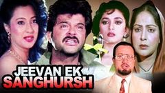 Jeevan Ek Sanghursh Full Movie | Anil Kapoor Hindi Action Movie | Madhuri Dixit | Bollywood Movie
