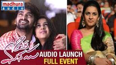 Oka Manasu Telugu Movie | Audio Launch Full Event | Naga Shaurya | Niharika Konidela | Sunil Kashyap
