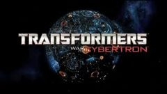 Transformers War for Cybertron (Game Movie-Full Length) {HD}