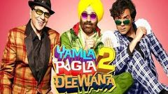 Yamla Pagla Deewana 2 Full Film Hindi 2013 HD