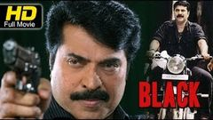 Black The Man From Darkness - 2004 | Mammootty | Malayalam Action Movies Full | Malayalam Movie