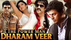 The Power Man Dharam Veer Full Movie | New Released Hindi Dubbed Full Movie | Upendra|Shiva Rajkumar