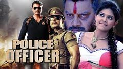 Police Officer ll Latest South Action Movies 2018 | New Hindi Dubbed Movies