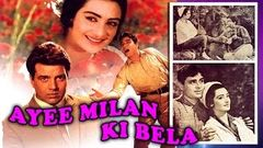 Ayee Milan Ki Bela - Dharmendra - Rajendra Kumar - Saira Banu - Hindi Full Movie