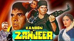Kanoon Ki Zanjeer 1990 | Bollywood Action Movies | Dharmendra, Jaya Prada | HD Movie