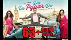 DE DE PYAR DE Full Movie Ajay Devgan, Tabu, Rakul Preet Singh, de de pyar de full movie