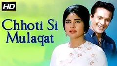 Chhoti Si Mulaqat 1967 Film | Hindi Full Movie | Uttam Kumar | Vyjayanthimala | Rajendra Nath