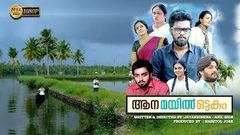Aana Mayil Ottakam | Malayalam Full Movie 2016 | Full HD | Latest Comedy Movies | New Upload 2017